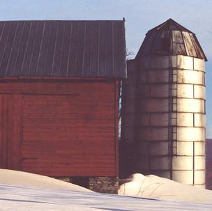 College Hill Barn