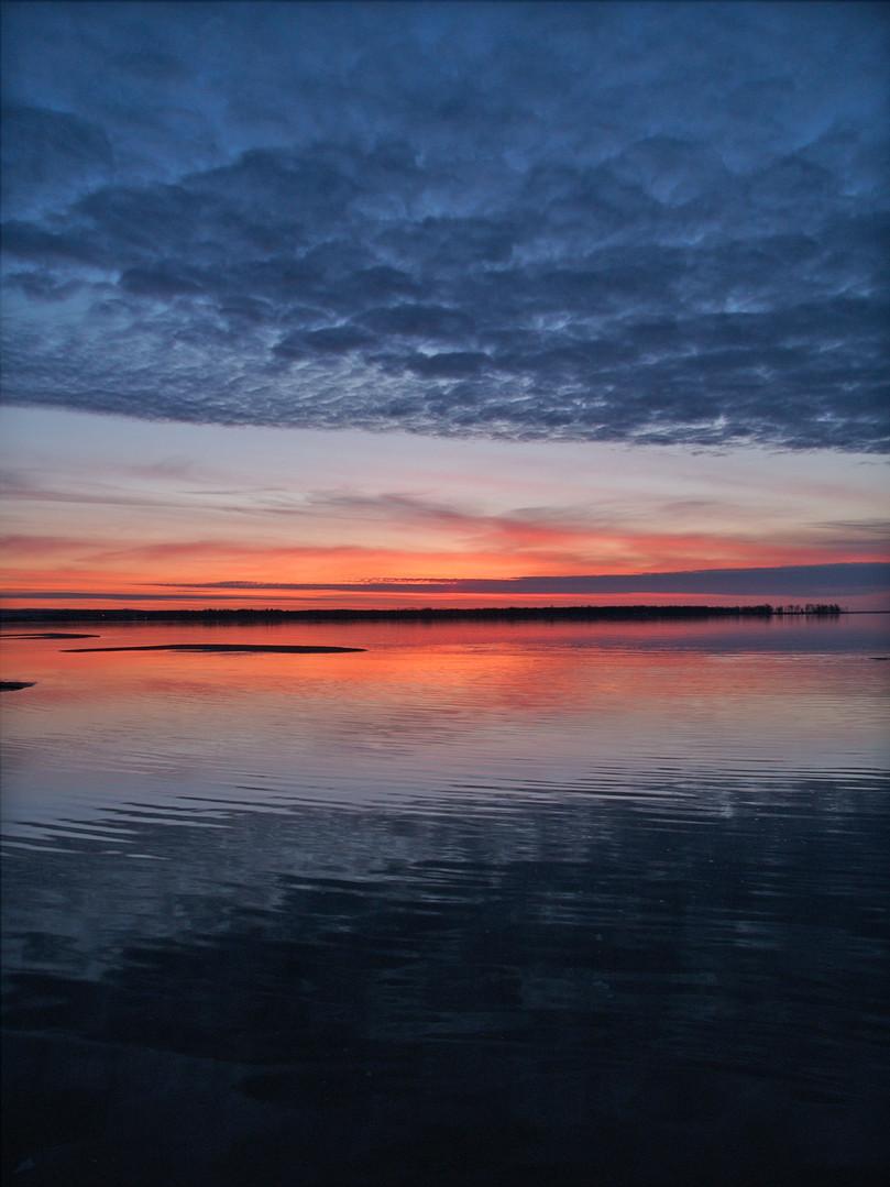 Lake an Sky I