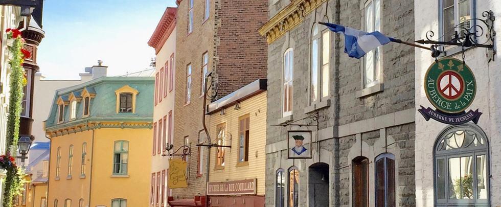 Quebec City Morning