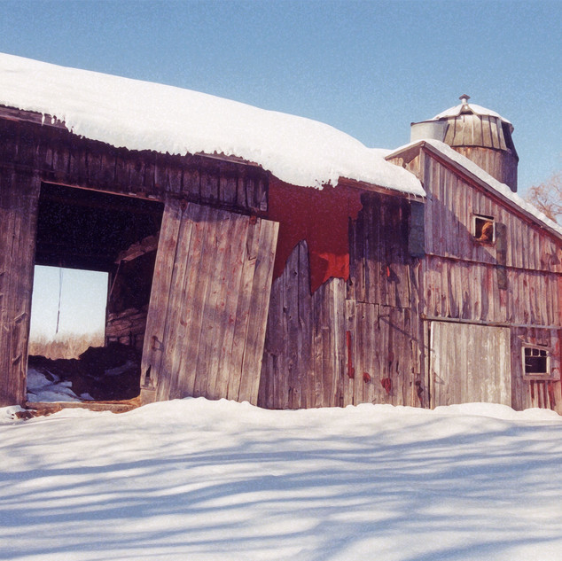 Shady Hill Barn
