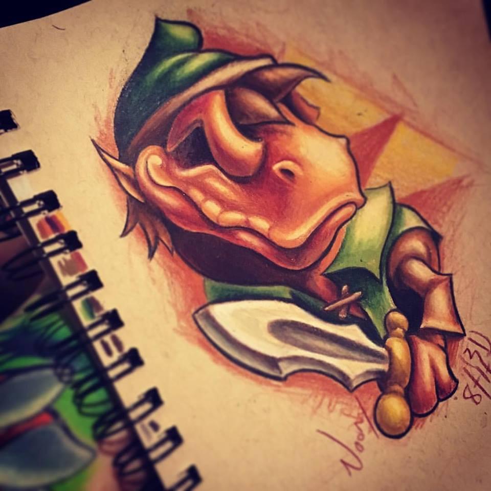 Link Dino