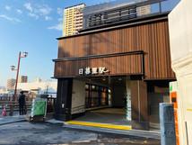 リニューアルされて使いやすくなった日暮里駅西口