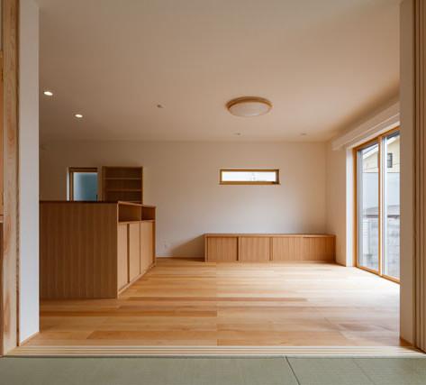 練馬の家/I邸