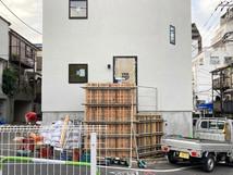 木造3階建て住宅の見学会開催