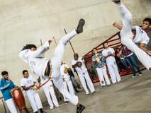 Cortejo Capoeira