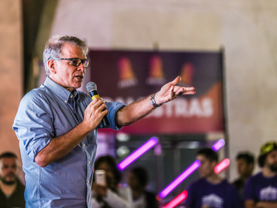 Palestra com Professor Bernardinho