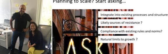 Scaling Digital Initiatives