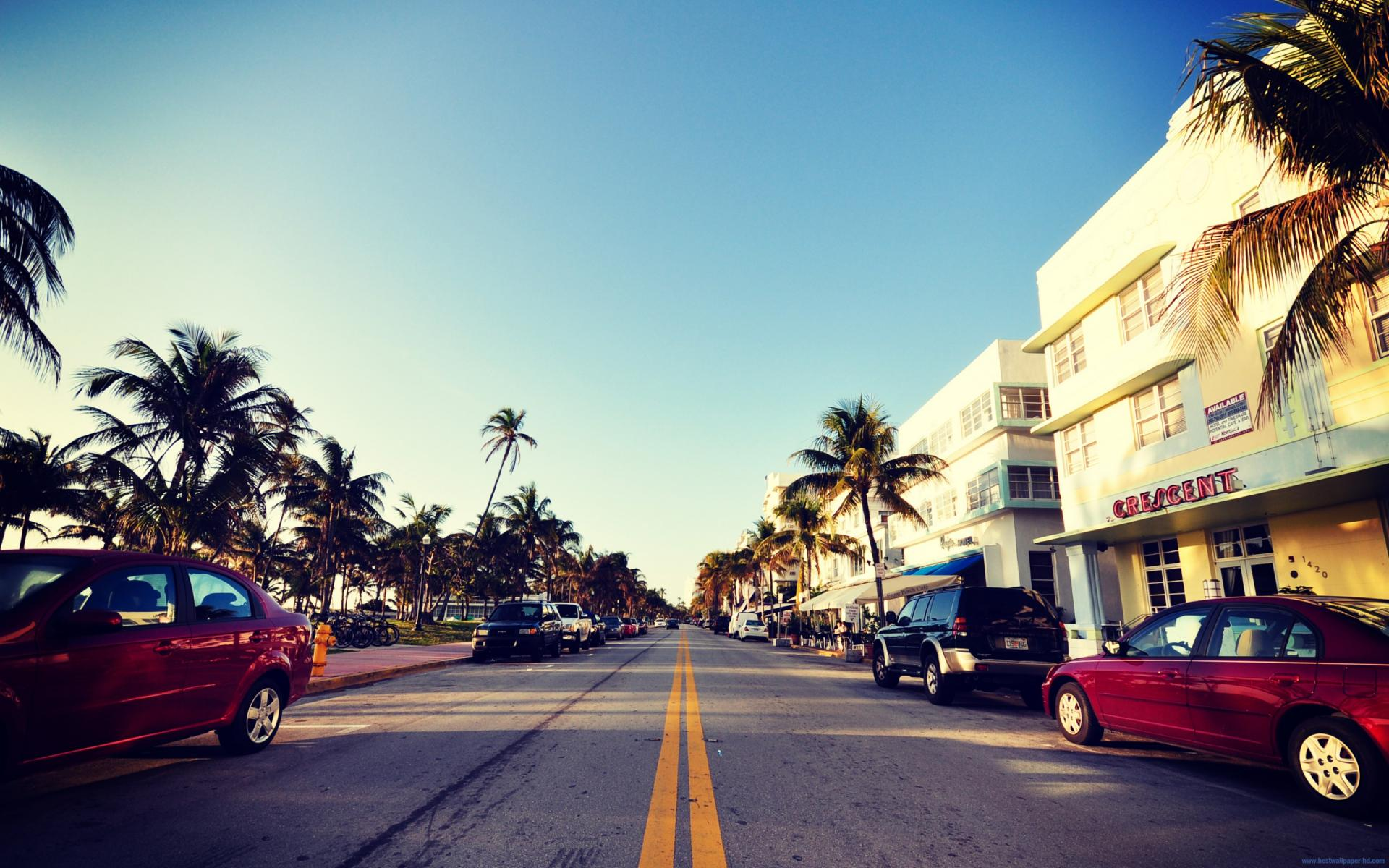 south-beach-florida-widescreen-high-resolution-wallpaper-image-for-desktop-background-free