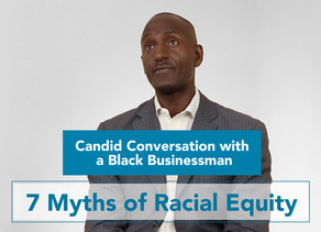 PRESS—Dr. Randal Pinkett Releases Video: Seven Most Common Myths of Racial Equity