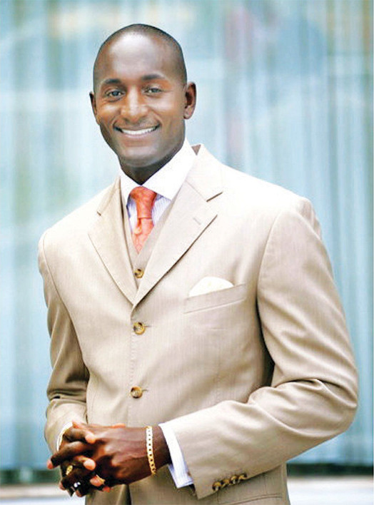 Dr Randal Pinkett Exceptional Humanitarian 2018