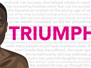 A History of Triumph: African American Women in Business
