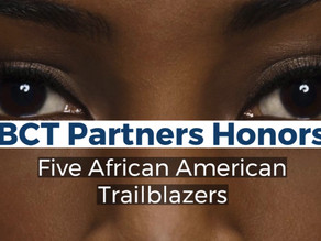 Check out five African American trailblazers featured in our short video!