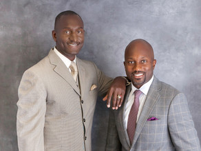 Lawrence Hibbert and Dr. Randal Pinkett named EY Entrepreneurs of the year for New Jersey