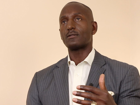 Don't miss Dr. Randal Pinkett's Seven Myths of Racial Equity