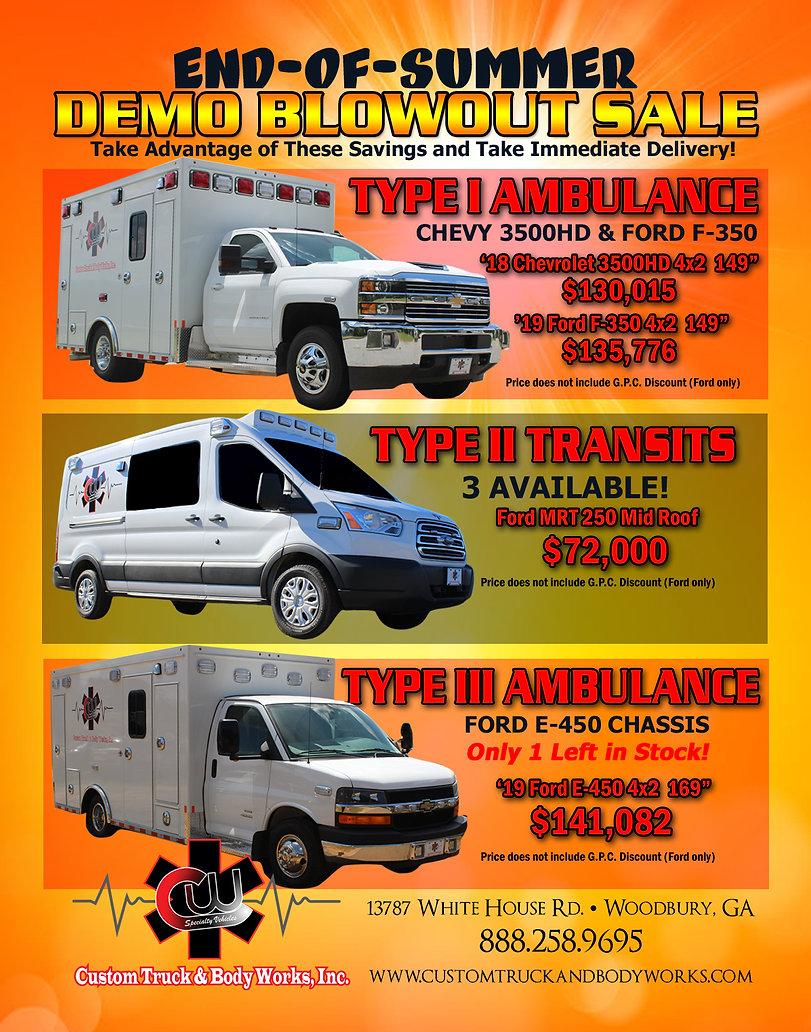 Custom Truck and Body Works, Inc  | Woodbury, Georgia |