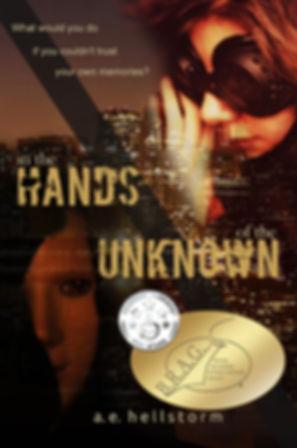 Framsida med indiebrag seal och readers