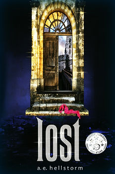 Lost cover 2 copy med text ravenclaw and