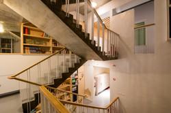 樓梯轉折空間