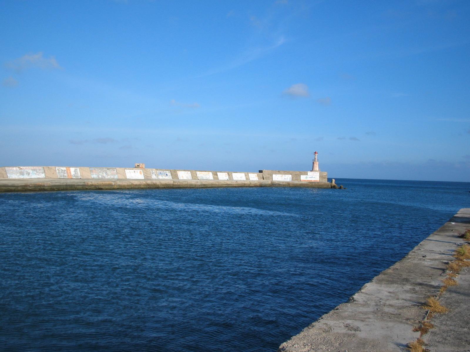 附近景點:後壁湖漁港