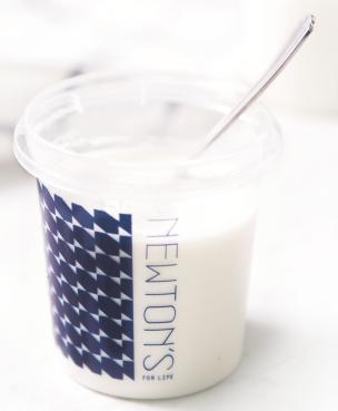 紐登斯原味鮮奶優格Plus(獨享杯)