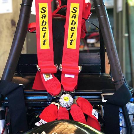 Colegio Racing Engineering Welcomes Sabelt As New Sponsor!