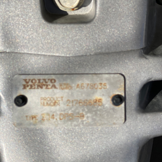 2007Formula Thunderbird F260 Sunsport Vo