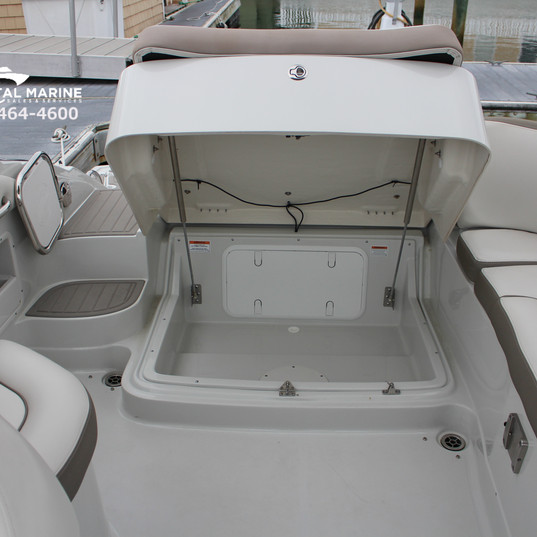 2019 Crownline E235xs wakeboard tower (3