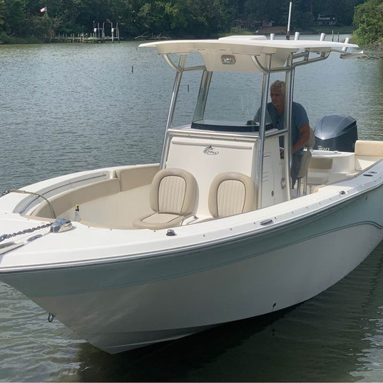 2012 Sea Fox 256 CC Coastal Marine VB640