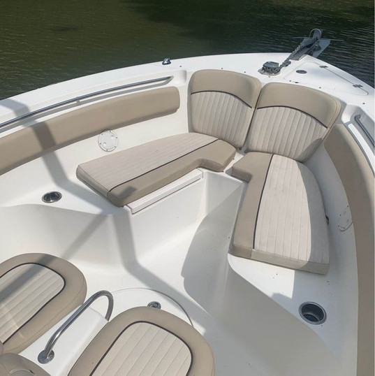 2012 Sea Fox 256 CC Coastal Marine VB548