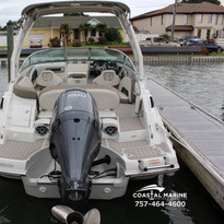 2019 Crownline E235xs wakeboard tower (5