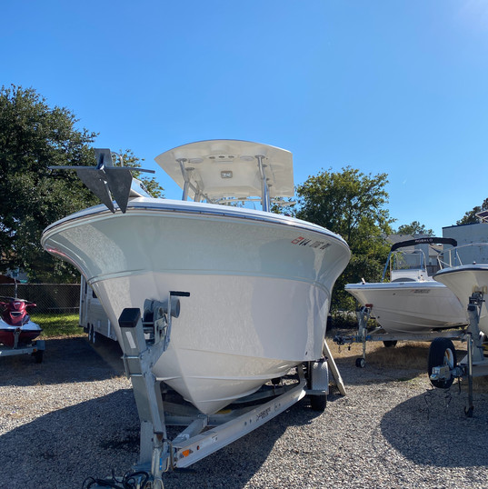 2012 Sea Fox 256 CC Coastal Marine VB_17