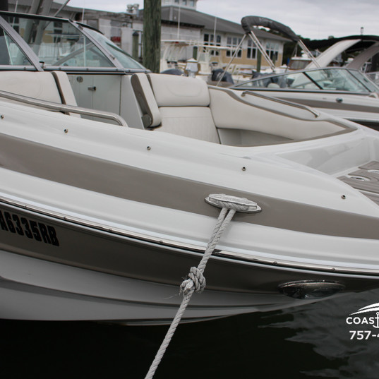 2019 Crownline E235xs wakeboard tower (2