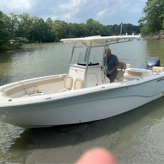 2012 Sea Fox 256 CC Coastal Marine VB385