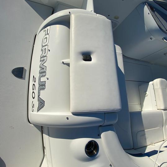 2007 Formula Thunderbird F260 SunSport a
