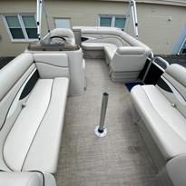 2020 Bennington S Series 18SL Used at Coastal Marine Sales & Services Virginia Beach_5552.