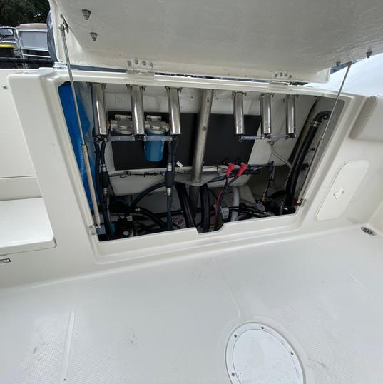 2021 272CC Sailfish at Coastal Marine VB