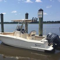 2020 Scout 215 xsf cc Coastal Marine Vir