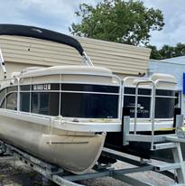 2020 Bennington S Series 18SL Used at Coastal Marine Sales & Services Virginia Beach_5558.