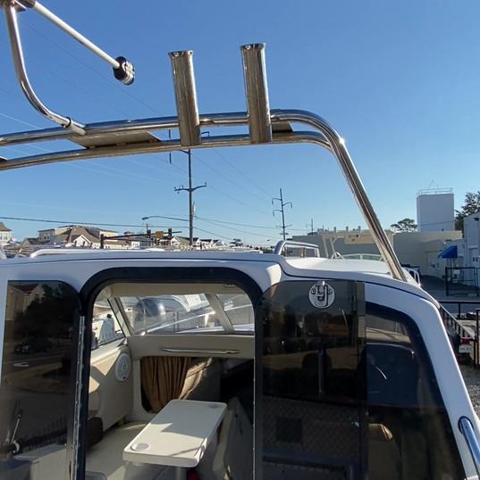 2007 Campion 622i SE deck video.MOV