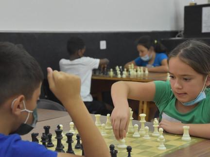 טורניר במועדון השחמט בבאר שבע (2021)