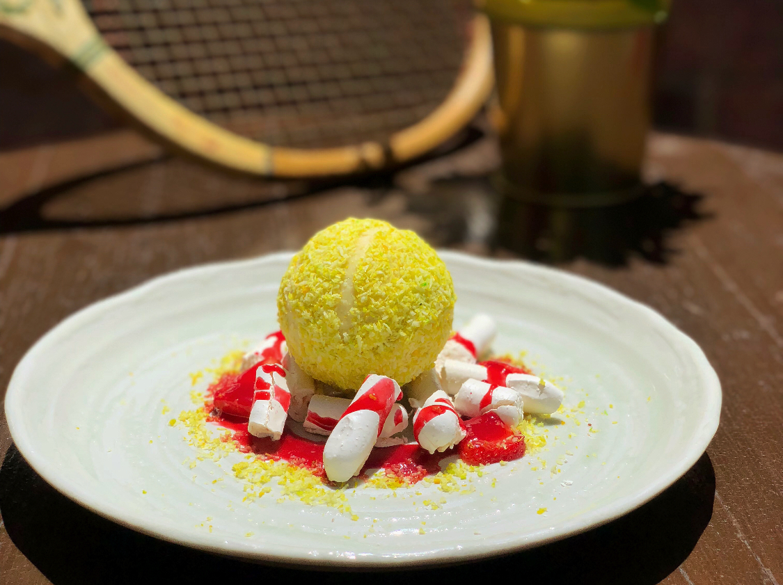 ウィンブルドンデザート Wimbledon Dessert