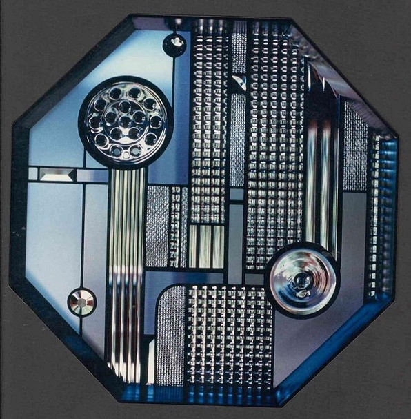Berkeley Octogon, 1985