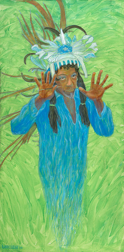 Water Protector, 2016