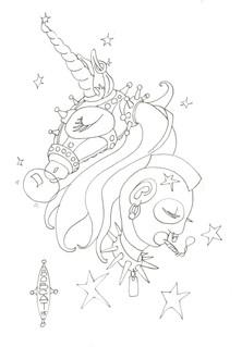 Punk Unicorn, 2015