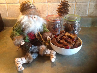 Santa's Home Made Doggy Cookies!