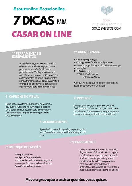 7 Dicas para Casar ON LINE.jpeg