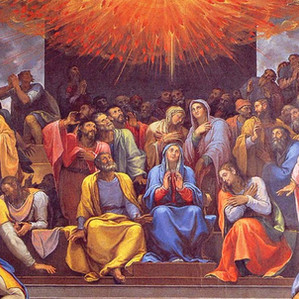 Fr Andrew's thought for Pentecost