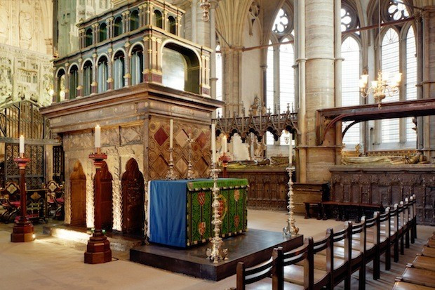 Shrine of St Edward the Confessor