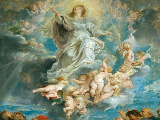 Thought for the week - Feast of the Assumption