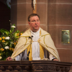 Pastoral letter from Fr Andrew - 11 May 2020